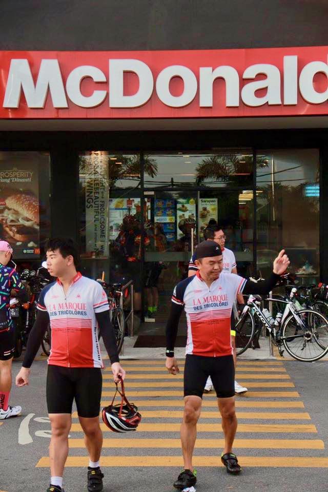 GS McDonald's