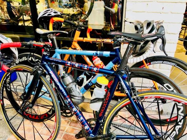 Pegoretti Bikes 11 TBA