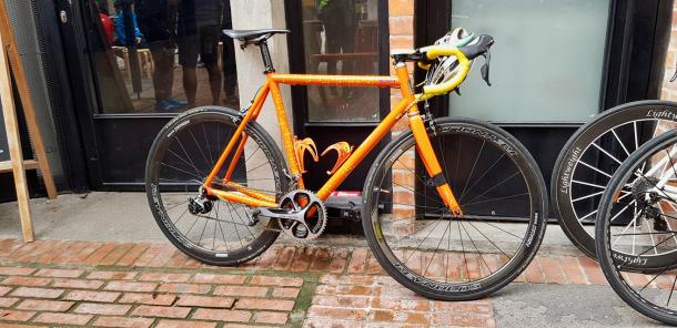 Pegoretti Bikes 12 Alvin Lee