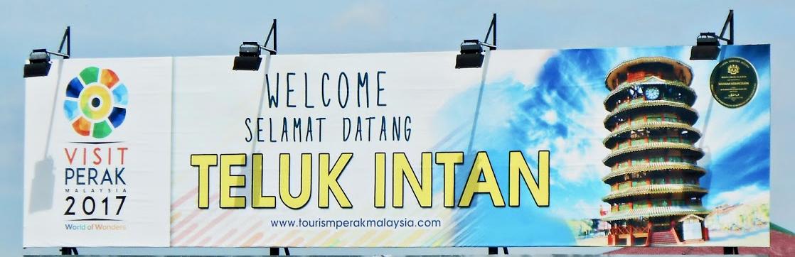 Teluk Intan Banner