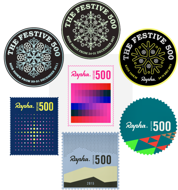 Rapha Patches