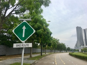 Iskandar Puteri Bike Lane