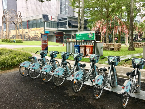 Iskandar Puteri Bike Share