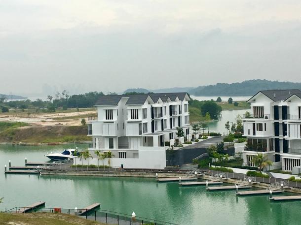 Iskandar Puteri Emerald Cove