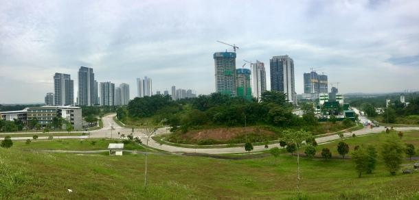 Iskandar Puteri Panorama