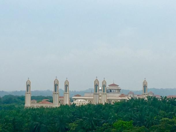 Iskandar Puteri State Mosque