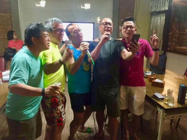 Day 3 Karaoke Arthur Ang