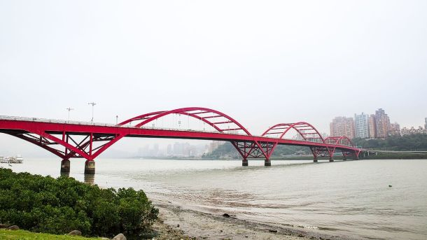 Day 5 Guandu Bridge
