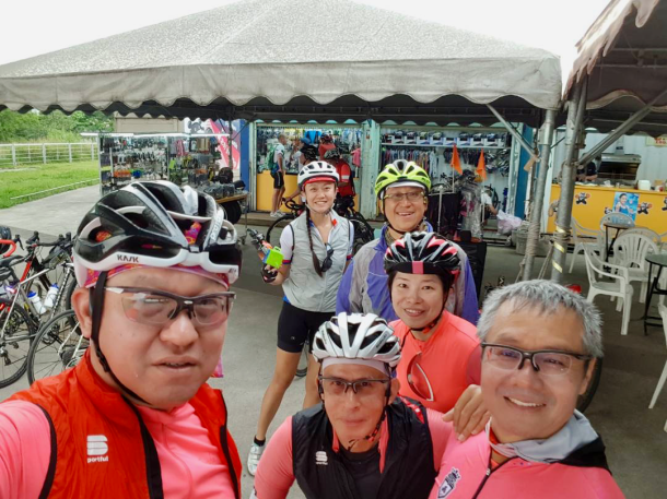 Day 5 Pathside bike shop Lee Heng Keng