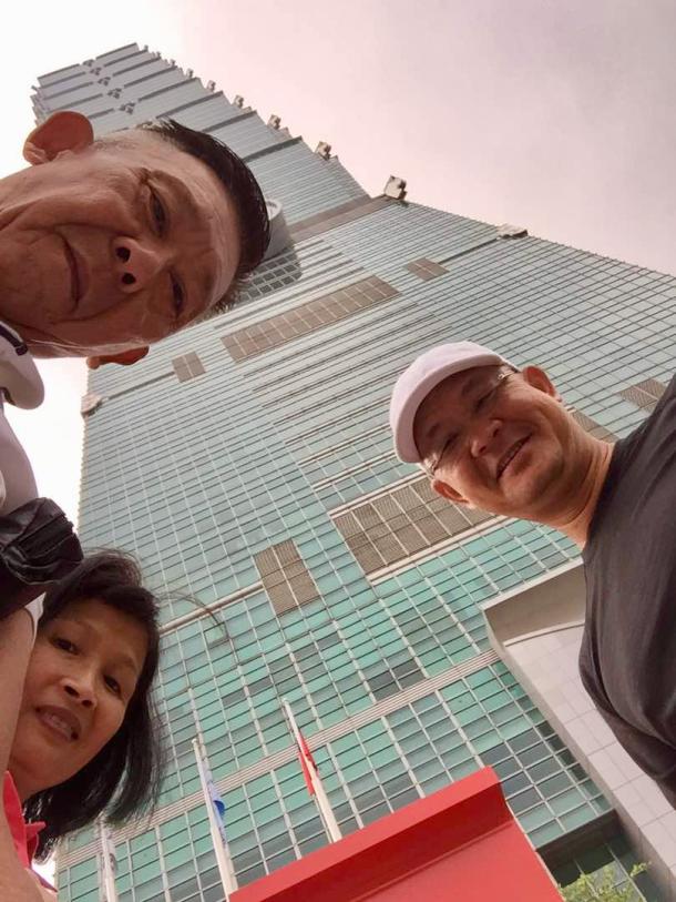 Day 5 Taipei 101 Arthur Ang