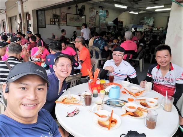 Chamang Bentong Breakfast Marco Lai