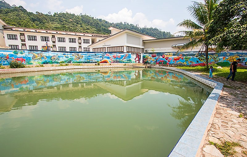 Chamang Bentong Hot Spring gobentong com