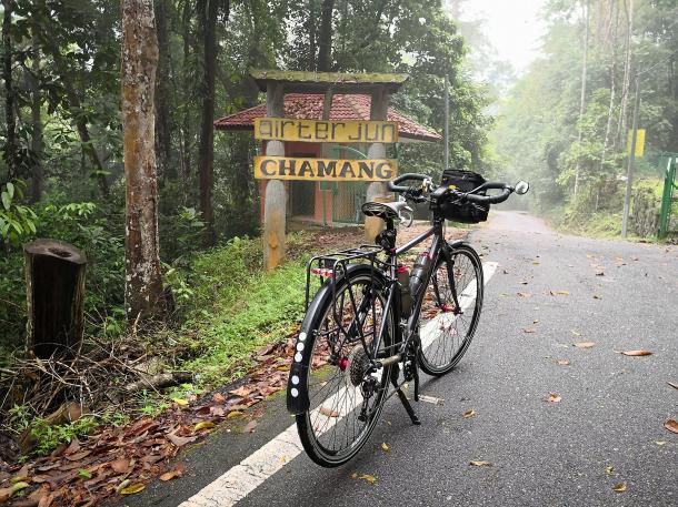 Chamang Entrance Marco Lai