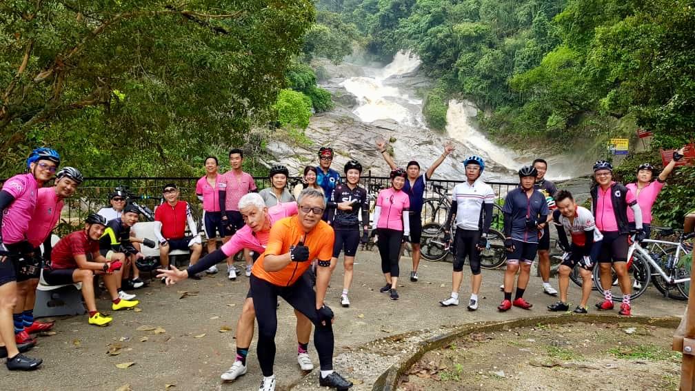 Chamang Waterfall 01 Lee Heng Keng