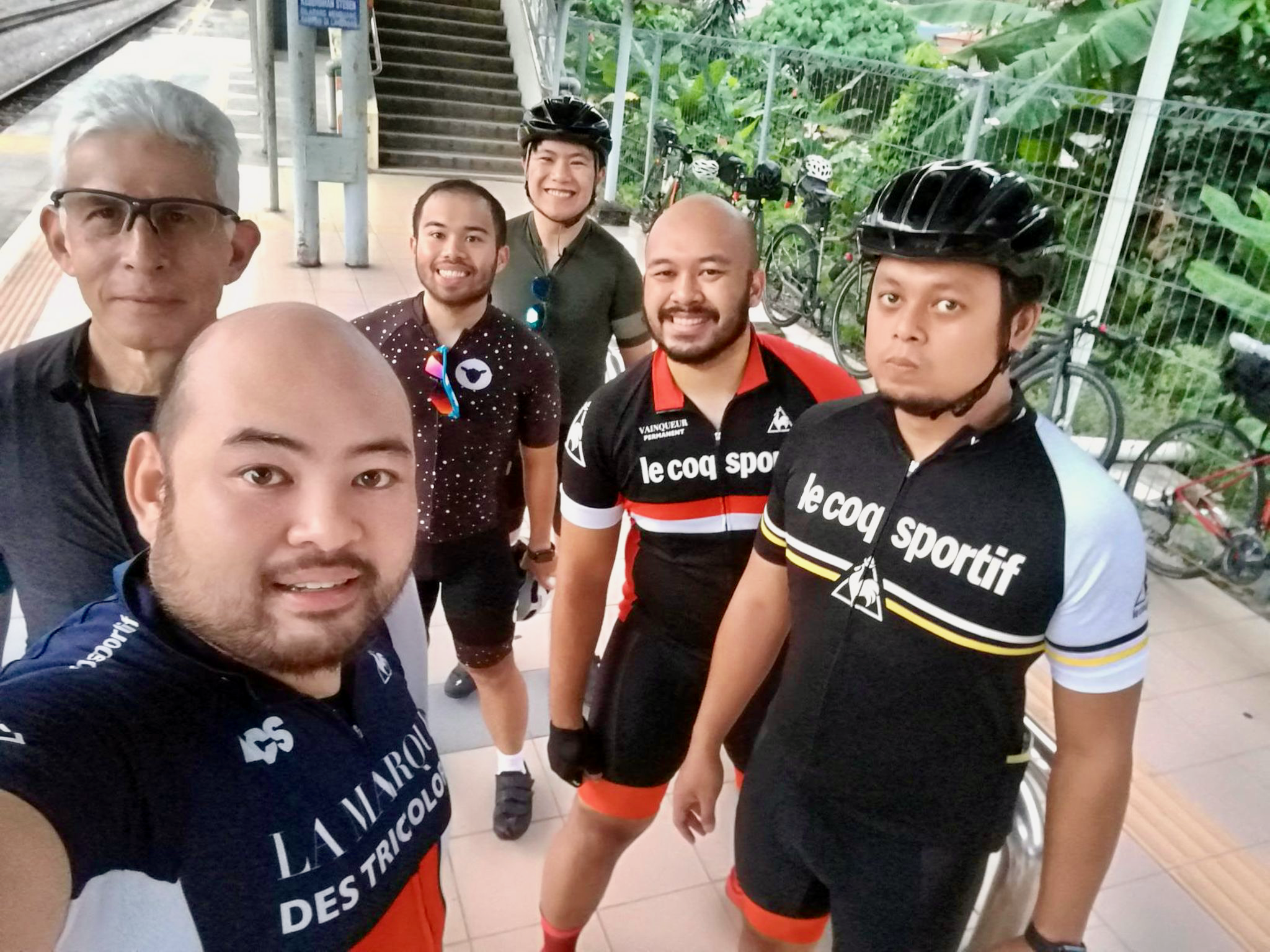 Day 1 Kepong Station Danial Marzuki
