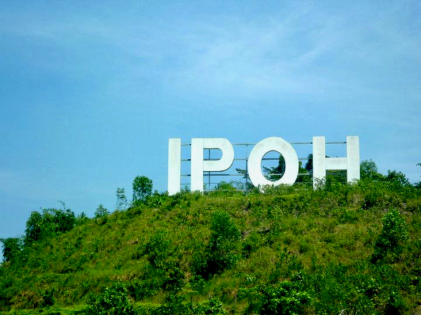 Day 2 Ipoh Sign