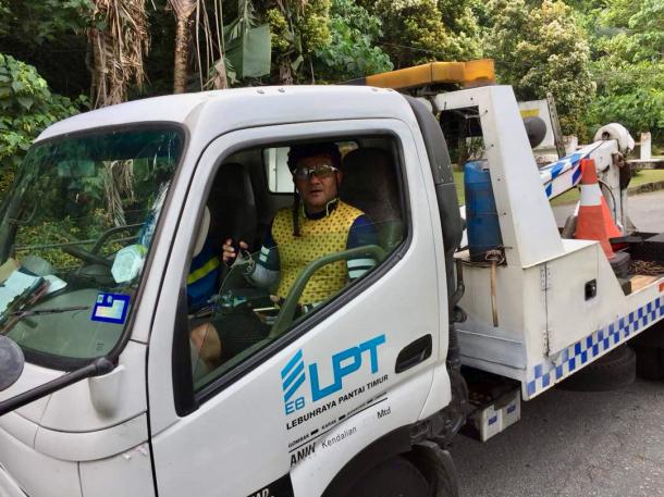 Janda Baik Tow Truck CK Lim