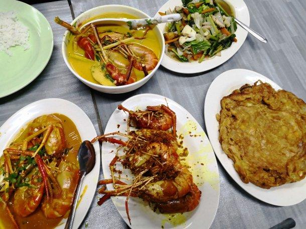 Teluk Intan Day 1 Dinner 3 Marco
