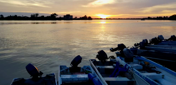 Teluk Intan Day 1 River View 2 Heng Keng