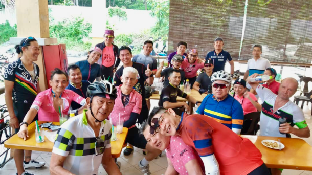 CFAL 2018 Day 1 Balik Pulau Stop Martin Lee