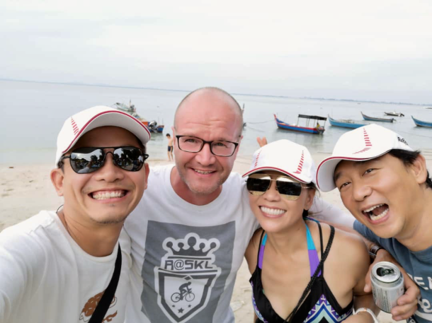CFAL 2018 Day 1 Beach Party 2 Mark Lim