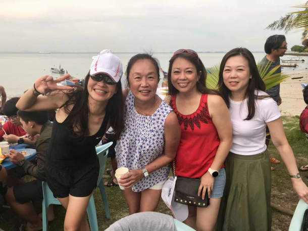 CFAL 2018 Day 1 Beach Party 6 Annie Lim