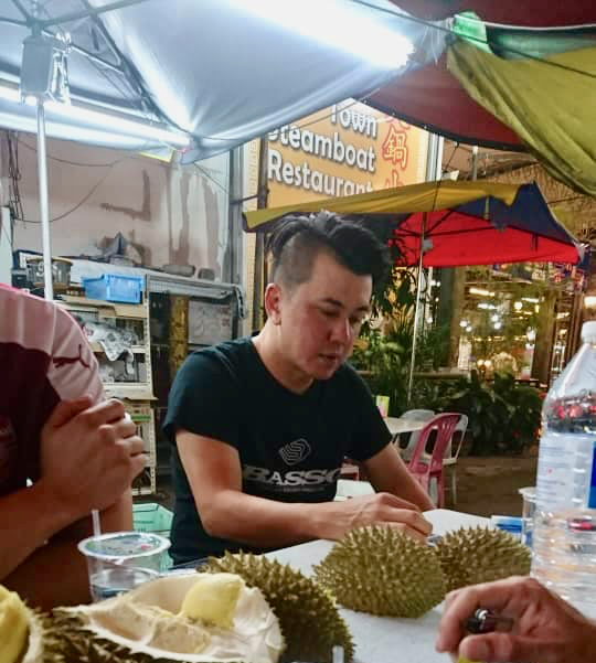 CFAL 2018 Day 1 Durian Mark Lim