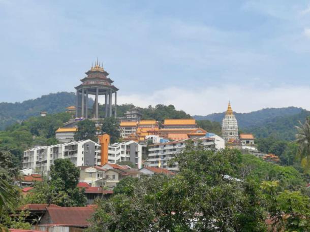 CFAL 2018 Day 1 Kek Lok Si Temple Kenix Chiang
