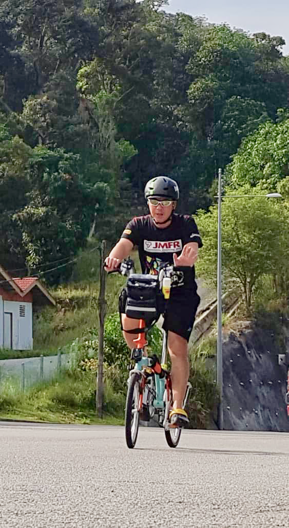 CFAL 2018 Day 1 Riding 2 Dennis HS Tan