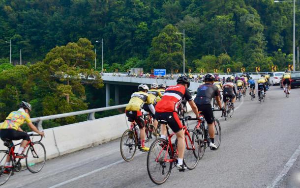 CFAL 2018 Day 2 Climb 1 Cycling Plus Mag