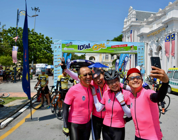 CFAL 2018 Day 2 Finish 2 Cycling Plus Mag