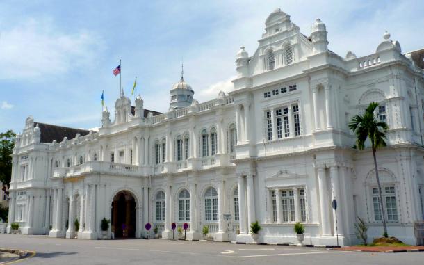 CFAL 2018 Day 2 Penang City Hall