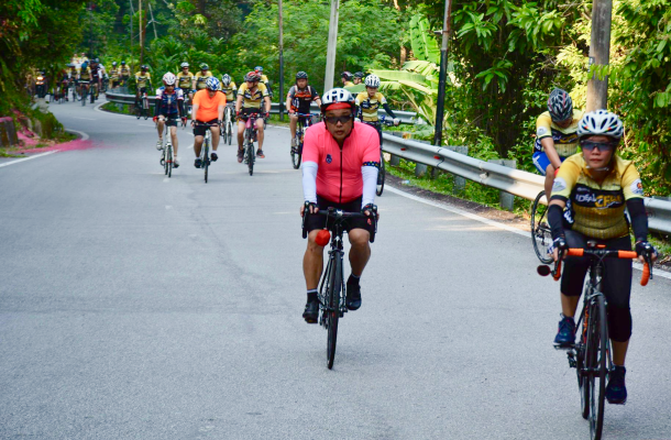 CFAL 2018 Day 2 Riders 3 Cycling Plus Mag
