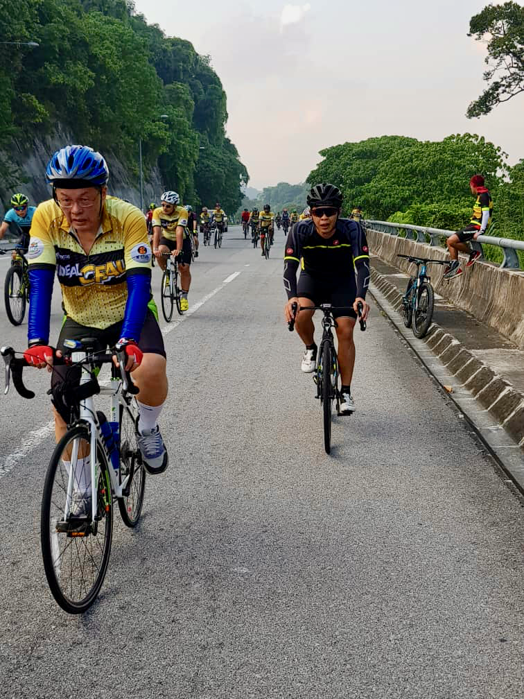 CFAL 2018 Day 2 Riders 4 Marvin