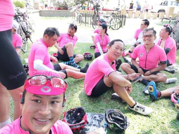 CFAL 2018 Finish Marco Lai
