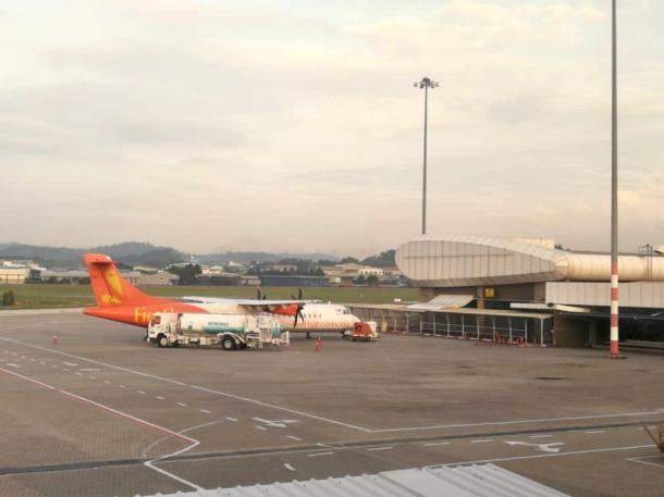 CFAL 2018 Plane Kenix Chiang