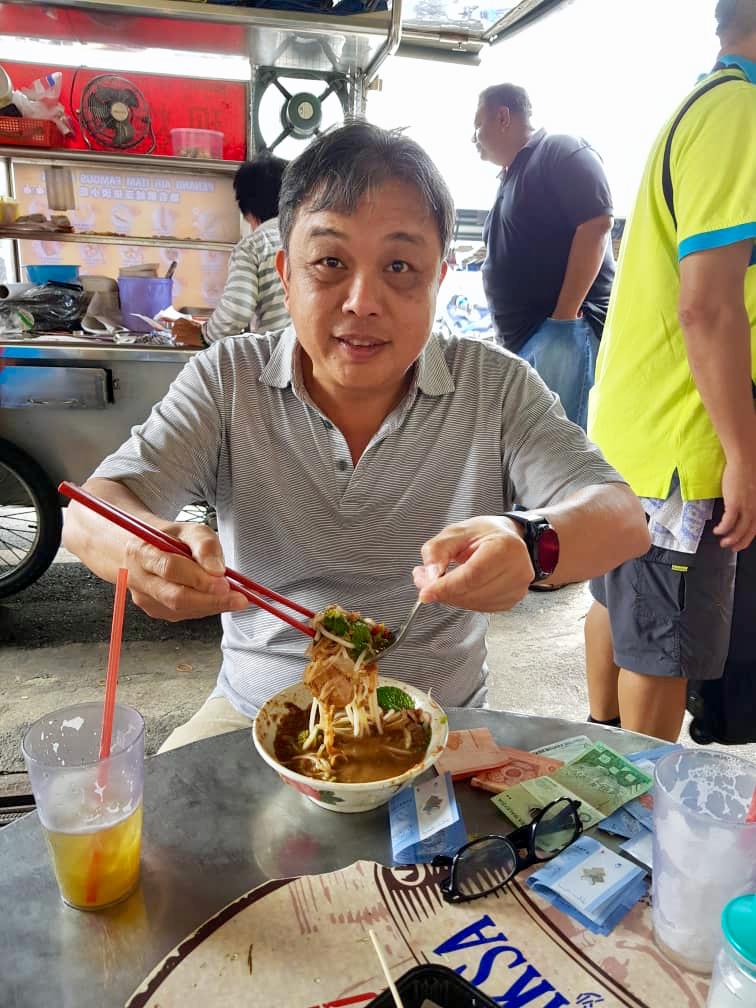 Food Taste Testing TH Lim