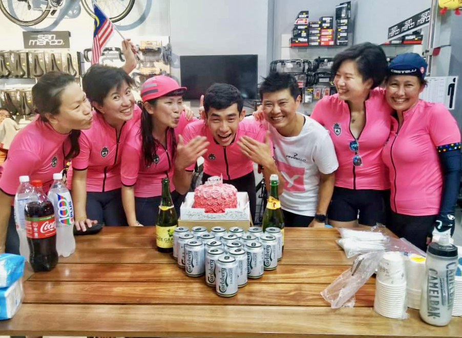 Merdeka Ride 15 Birthday Boy 2 Khoo Bin Soo
