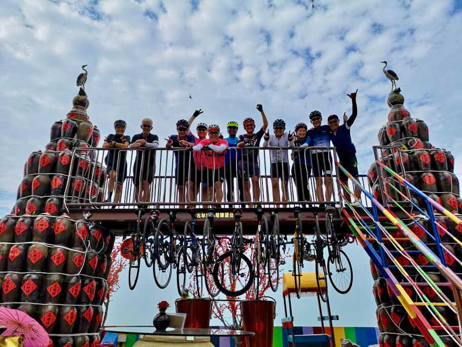 Tanjung Sepat Bike Bridge Mark Lim