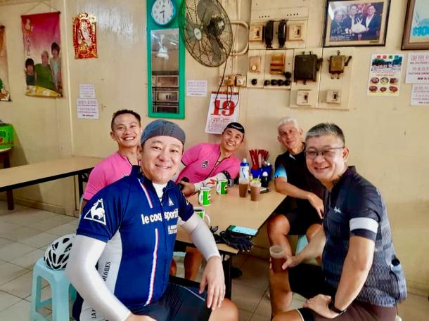 Tanjung Sepat Coffeeshop 1 Jake Sow