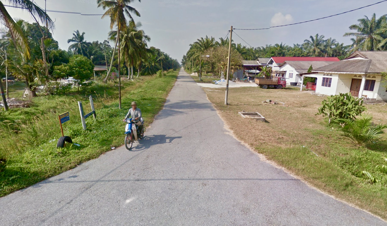 Tanjung Sepat Jalan Kenangan Lama 1