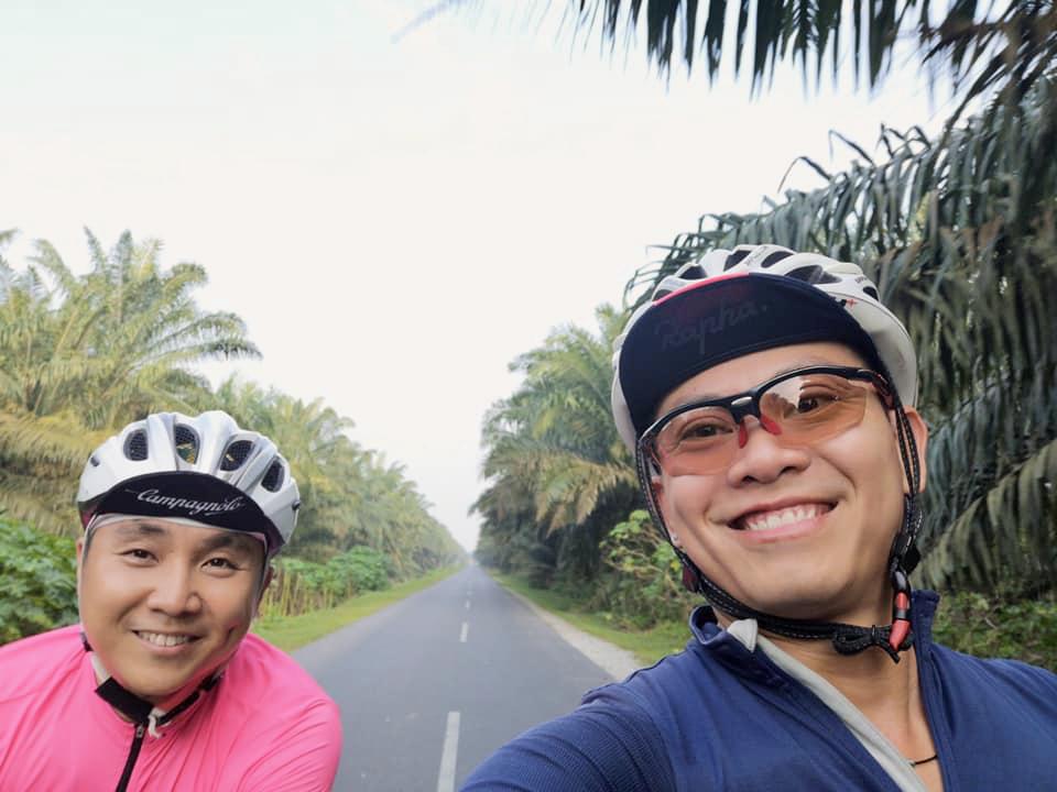 Tanjung Sepat Mark and Martin Mark Lim