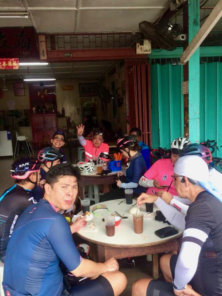 Tanjung Sepat Pau Annie Lim