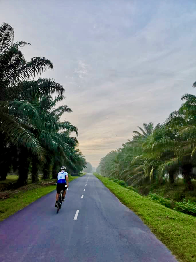 Tanjung Sepat Road 1 Mark