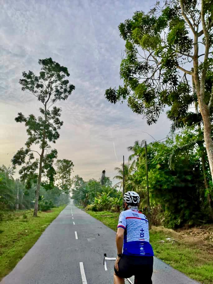 Tanjung Sepat Road 2 Mark