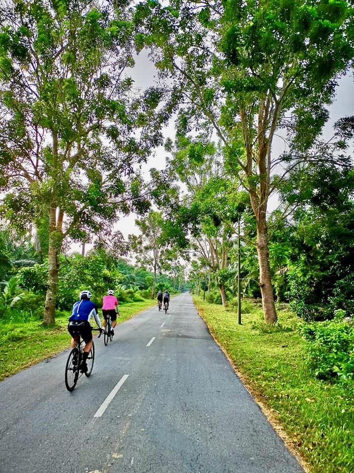 Tanjung Sepat Road Mark Lim