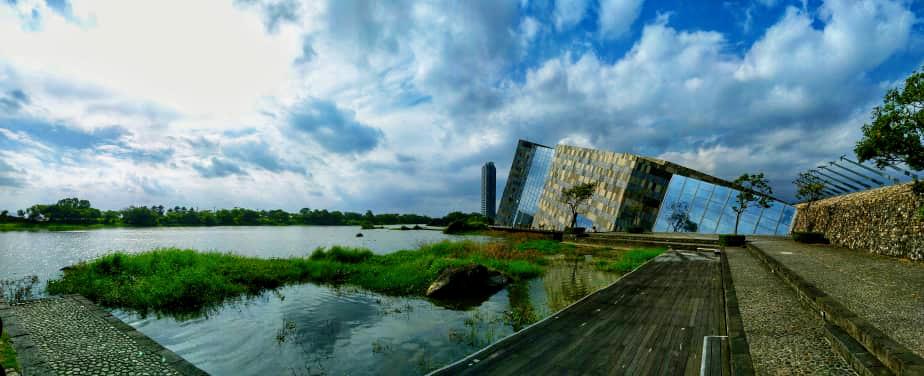 Day 3 Lanyang Museum Huey-Ling