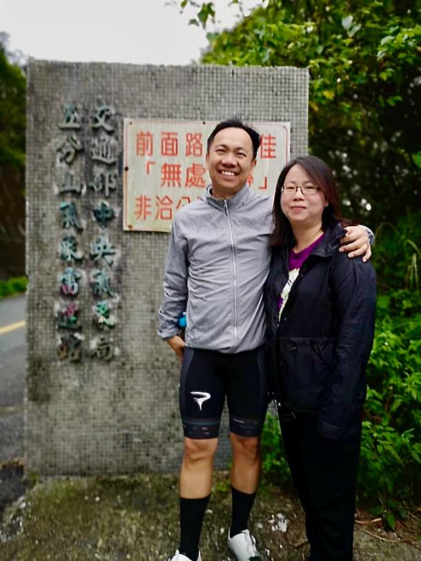 Day 3 Wufenshan Gate 3 Daniel
